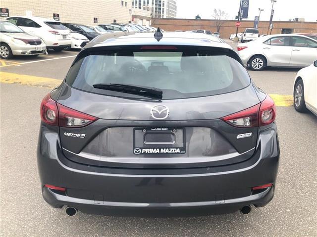 2018 Mazda Mazda3 Sport GT (Stk: P-4129) in Woodbridge - Image 5 of 30