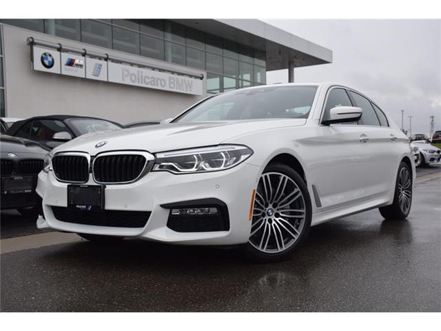 2019 BMW 530i xDrive (Stk: 9910987) in Brampton - Image 1 of 12