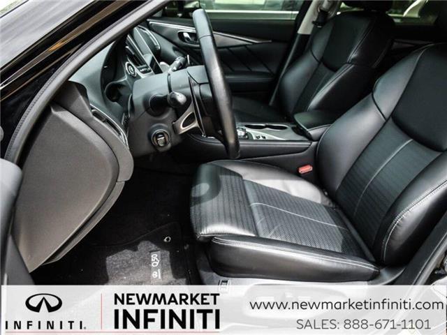 2017 Infiniti Q50 3.0t Red Sport 400 (Stk: 19Q5032A) in Newmarket - Image 11 of 29