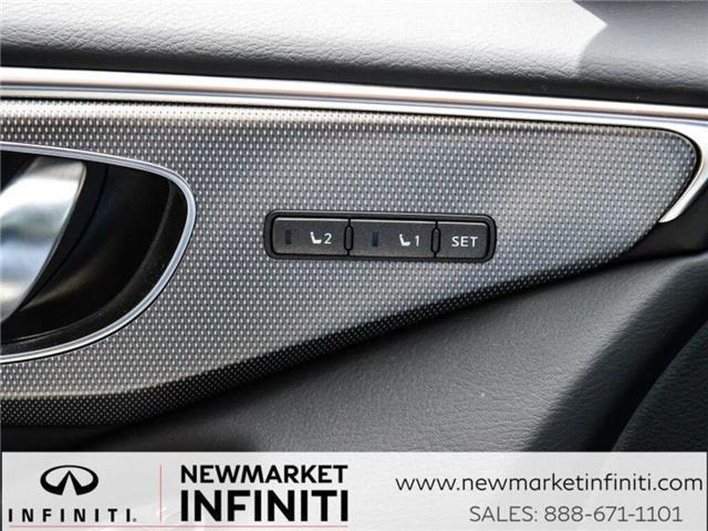 2017 Infiniti Q50 3.0t Red Sport 400 (Stk: 19Q5032A) in Newmarket - Image 14 of 29