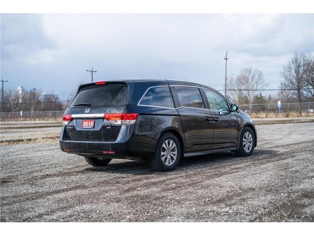 2015 Honda Odyssey SE (Stk: U4966) in Niagara Falls - Image 2 of 14