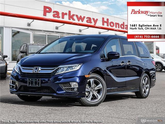 2019 Honda Odyssey EX-L (Stk: 922158) in North York - Image 1 of 23