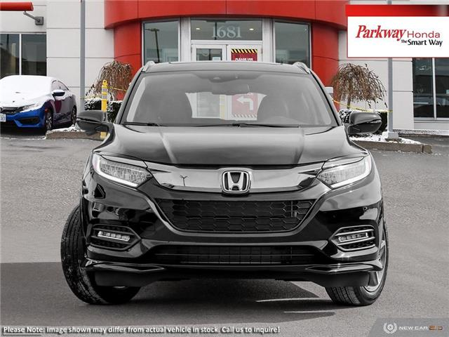 2019 Honda HR-V Touring (Stk: 921074) in North York - Image 2 of 23