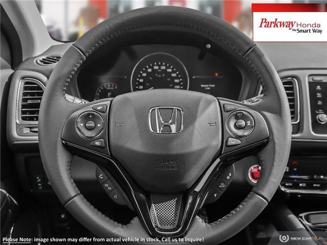 2019 Honda HR-V Touring (Stk: 921074) in North York - Image 13 of 23