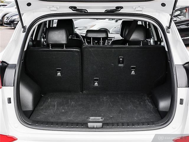 2018 Hyundai Tucson SE 2.0L (Stk: NE230) in Calgary - Image 11 of 27