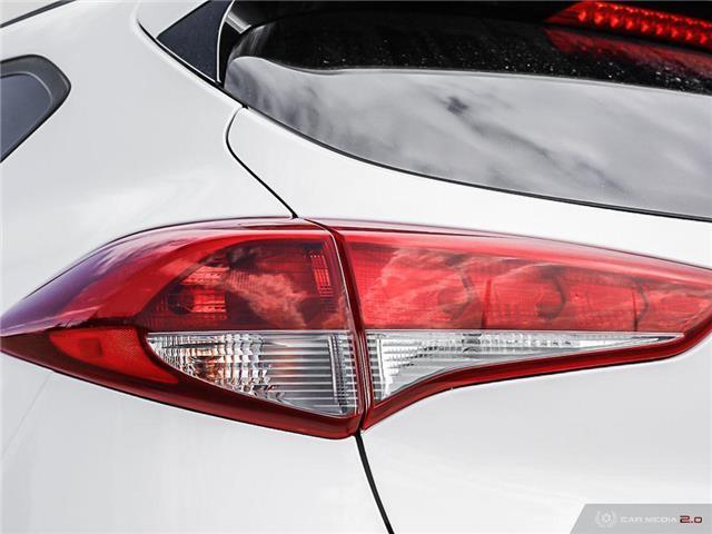 2018 Hyundai Tucson SE 2.0L (Stk: NE230) in Calgary - Image 12 of 27