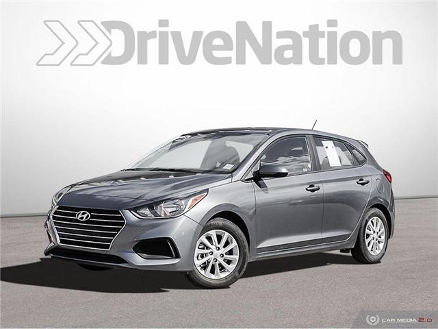 2019 Hyundai Accent ESSENTIAL (Stk: NE206) in Calgary - Image 1 of 27