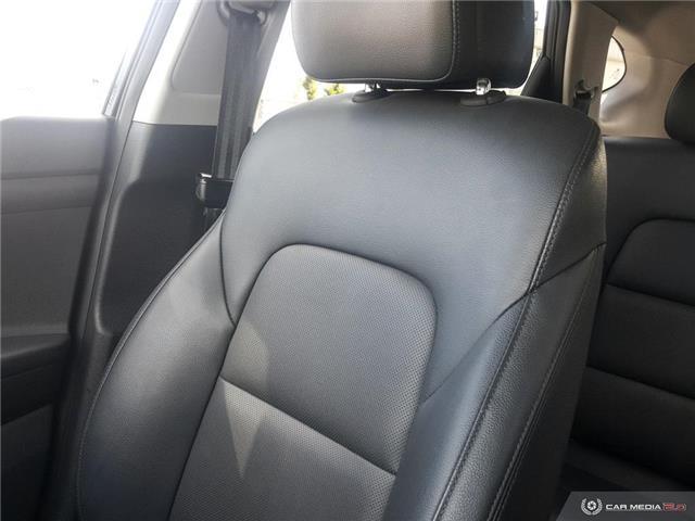 2018 Hyundai Tucson SE 2.0L (Stk: G0228) in Abbotsford - Image 20 of 25
