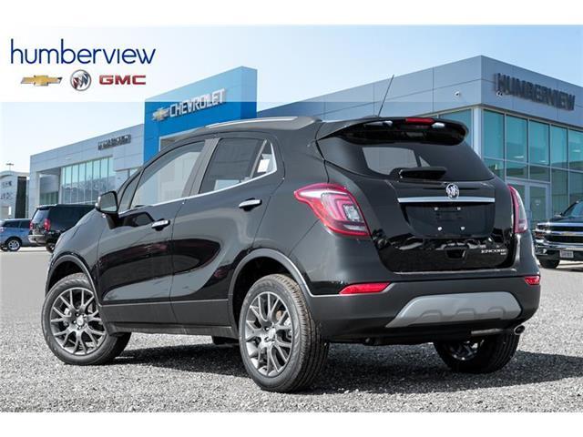 2019 Buick Encore Sport Touring (Stk: B9E058) in Toronto - Image 5 of 19