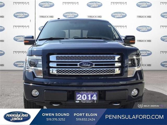 2014 Ford F-150 Limited (Stk: 19FE69A) in Owen Sound - Image 2 of 25