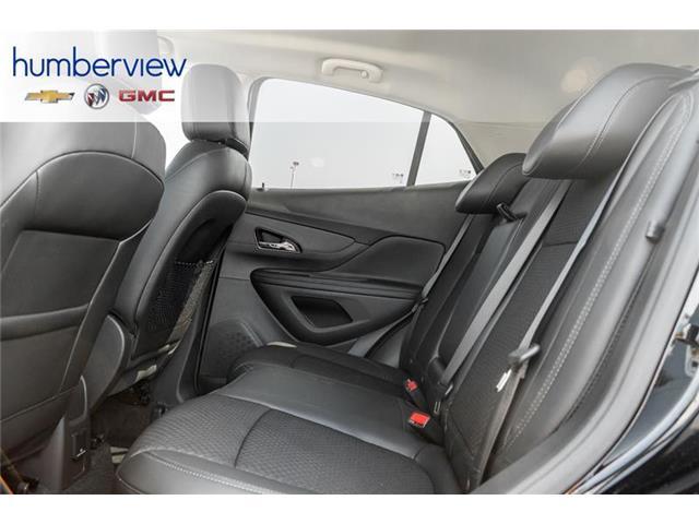 2019 Buick Encore Sport Touring (Stk: B9E066) in Toronto - Image 15 of 18