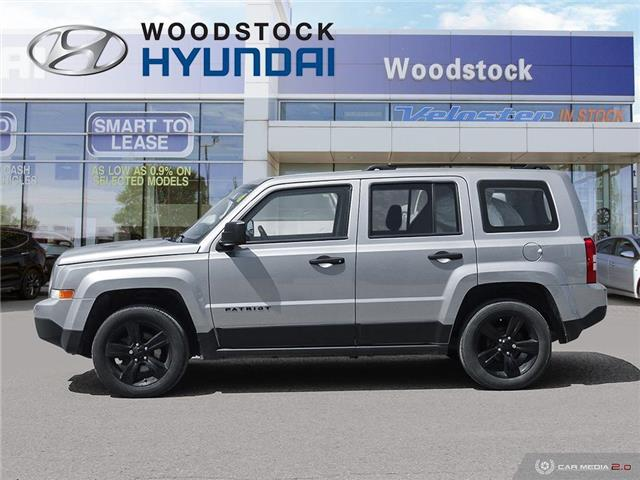 2015 Jeep Patriot Sport/North (Stk: TN19061A) in Woodstock - Image 3 of 26