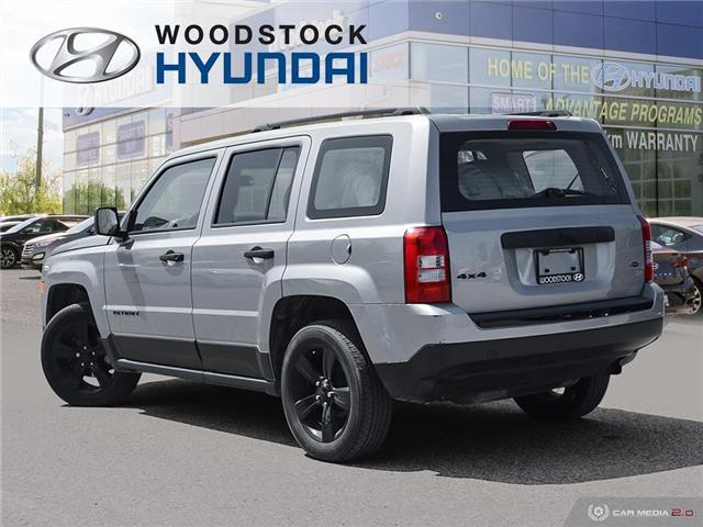 2015 Jeep Patriot Sport/North (Stk: TN19061A) in Woodstock - Image 4 of 26