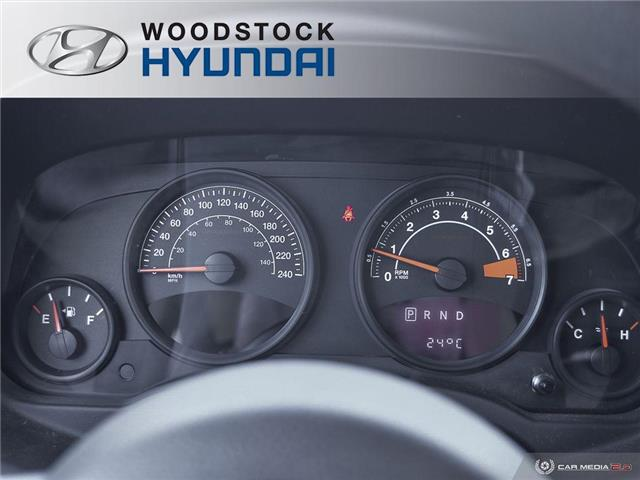 2015 Jeep Patriot Sport/North (Stk: TN19061A) in Woodstock - Image 7 of 26