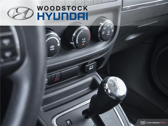 2015 Jeep Patriot Sport/North (Stk: TN19061A) in Woodstock - Image 12 of 26