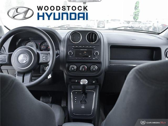 2015 Jeep Patriot Sport/North (Stk: TN19061A) in Woodstock - Image 17 of 26