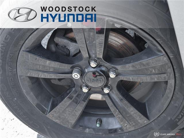 2015 Jeep Patriot Sport/North (Stk: TN19061A) in Woodstock - Image 20 of 26