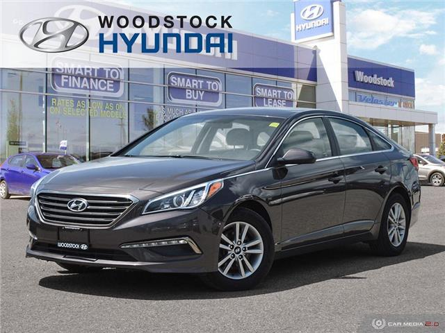 2015 Hyundai Sonata GL (Stk: P1439) in Woodstock - Image 1 of 27