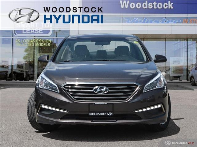 2015 Hyundai Sonata GL (Stk: P1439) in Woodstock - Image 2 of 27