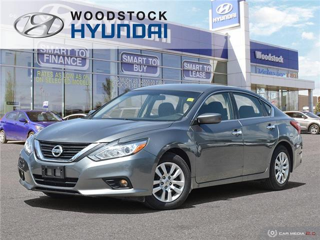 2016 Nissan Altima 2.5 (Stk: P1429A) in Woodstock - Image 1 of 27