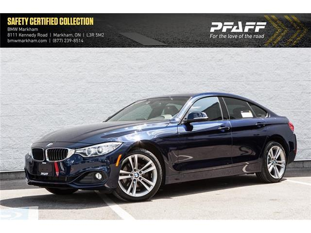 2015 BMW 428i xDrive Gran Coupe (Stk: O12313) in Markham - Image 1 of 17