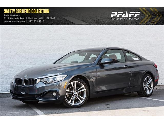 2016 BMW 428i xDrive (Stk: O12320) in Markham - Image 1 of 18