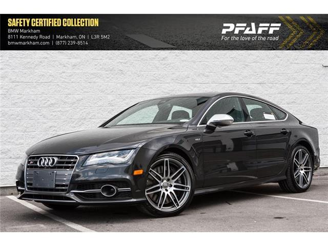 2013 Audi S7 4.0T (Stk: U12333) in Markham - Image 1 of 20