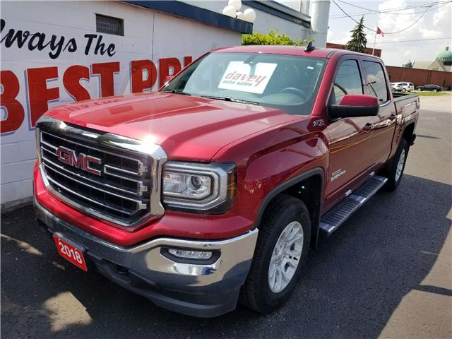 2018 GMC Sierra 1500 SLE (Stk: 19-525) in Oshawa - Image 1 of 15