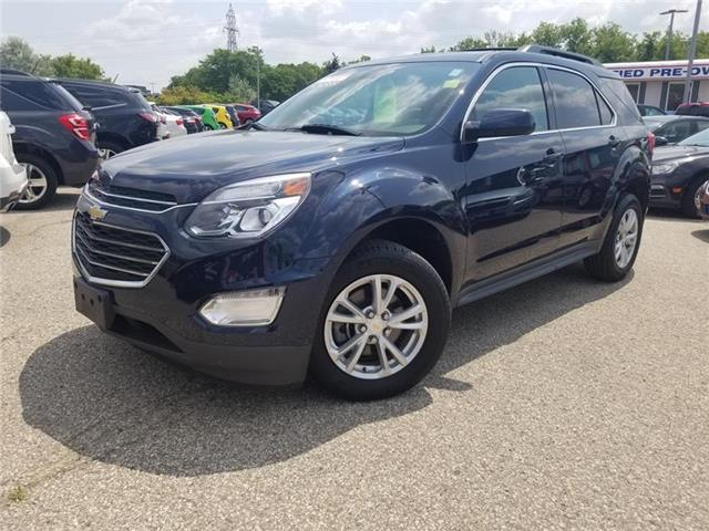 2017 Chevrolet Equinox LT (Stk: 1911260A) in Kitchener - Image 1 of 9