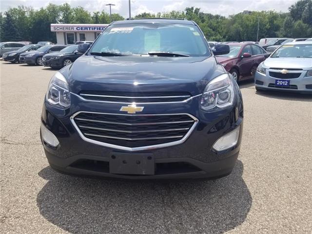 2017 Chevrolet Equinox LT (Stk: 1911260A) in Kitchener - Image 2 of 9