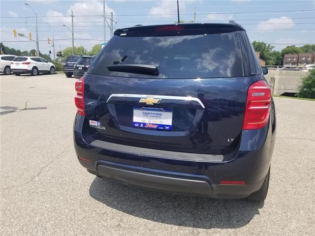 2017 Chevrolet Equinox LT (Stk: 1911260A) in Kitchener - Image 4 of 9