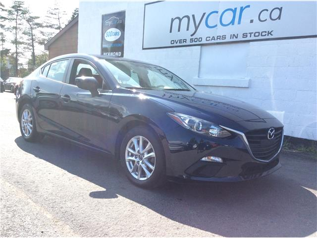 2015 Mazda Mazda3 GS (Stk: 190958) in Richmond - Image 1 of 19