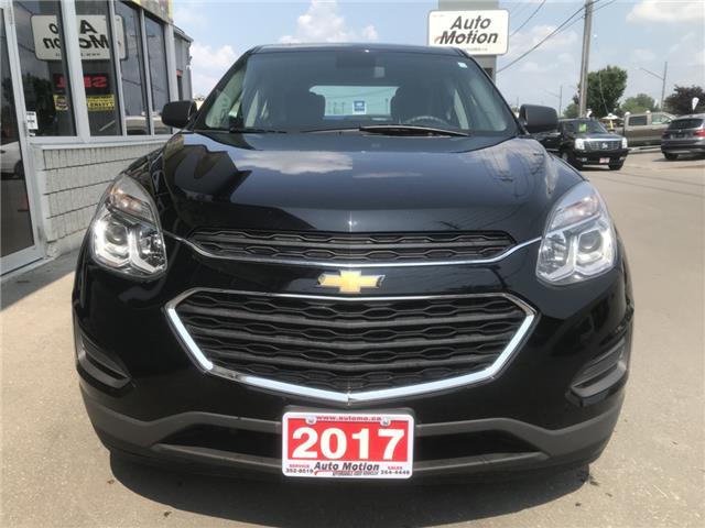 2017 Chevrolet Equinox LS (Stk: 19838) in Chatham - Image 4 of 19