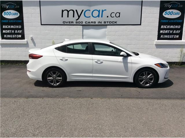 2017 Hyundai Elantra GL (Stk: 191014) in Richmond - Image 2 of 19