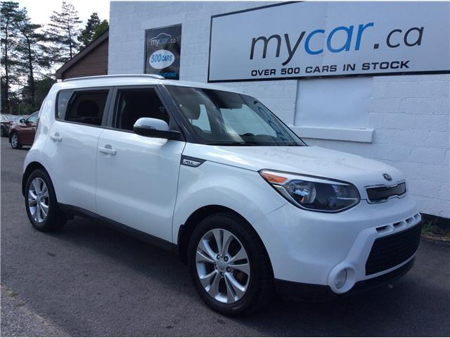 2015 Kia Soul EX (Stk: 190984) in Richmond - Image 1 of 19