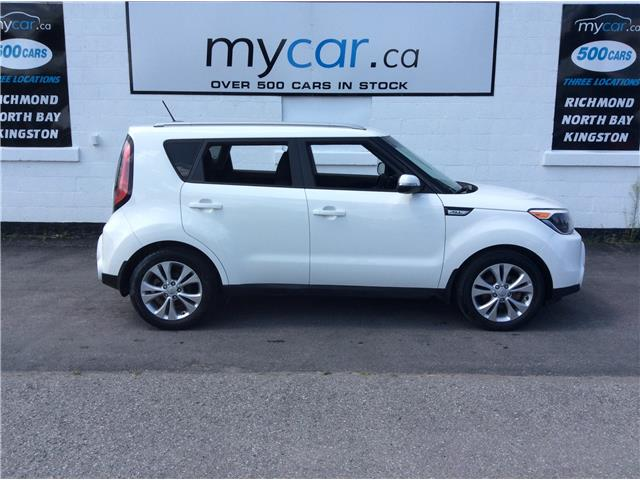 2015 Kia Soul EX (Stk: 190984) in Richmond - Image 2 of 19