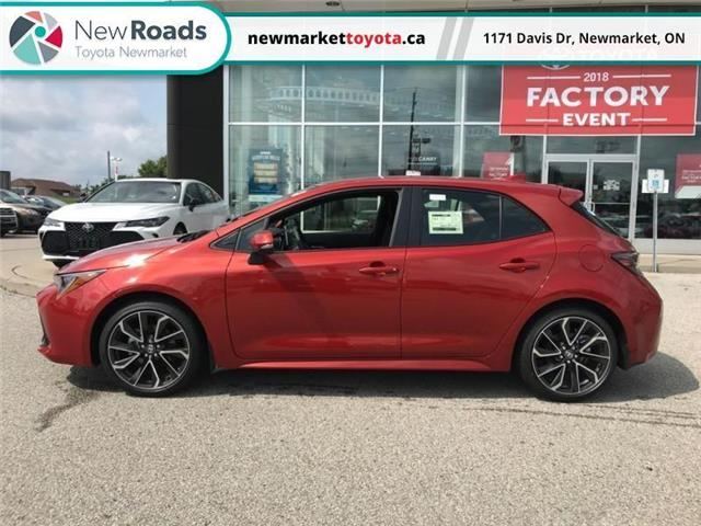 2019 Toyota Corolla Hatchback Base (Stk: 34539) in Newmarket - Image 2 of 17
