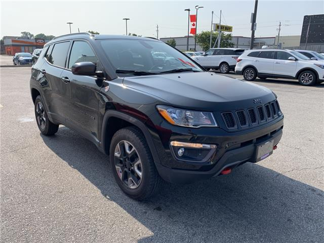 2017 Jeep Compass Trailhawk (Stk: HT659390) in Sarnia - Image 4 of 27