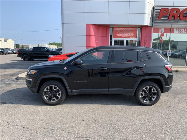 2017 Jeep Compass Trailhawk (Stk: HT659390) in Sarnia - Image 5 of 27