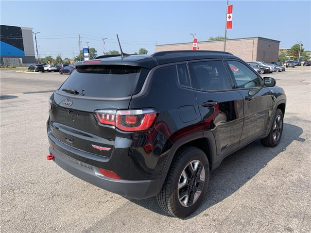 2017 Jeep Compass Trailhawk (Stk: HT659390) in Sarnia - Image 7 of 27