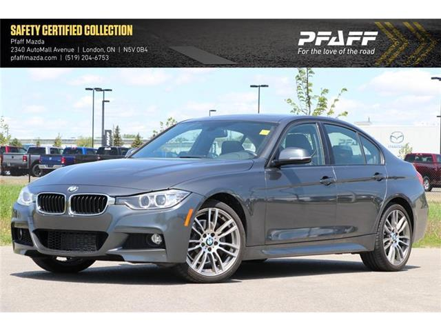 Bmw London Ontario >> 2015 Bmw 328i Xdrive At 23288 For Sale In Ontario