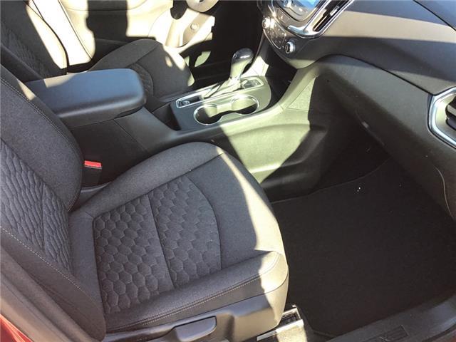 2019 Chevrolet Equinox LT (Stk: 200595) in Brooks - Image 13 of 21