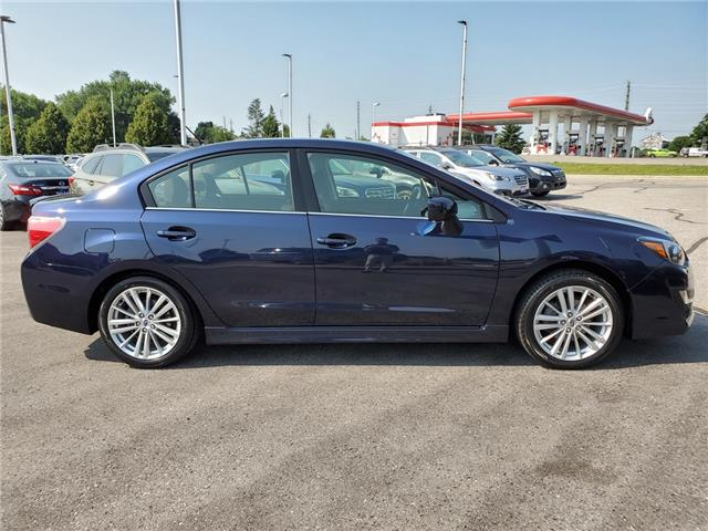 2016 Subaru Impreza 2.0i Sport Package (Stk: 19S1125A) in Whitby - Image 6 of 26