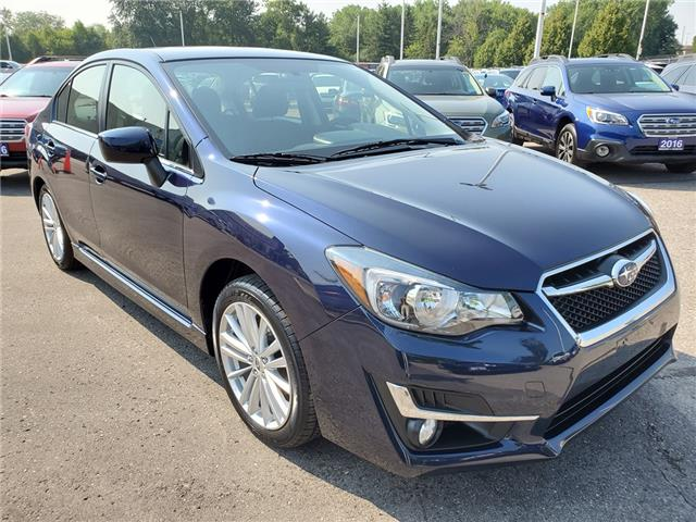 2016 Subaru Impreza 2.0i Sport Package (Stk: 19S1125A) in Whitby - Image 7 of 26