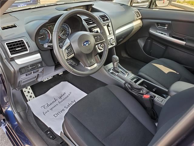 2016 Subaru Impreza 2.0i Sport Package (Stk: 19S1125A) in Whitby - Image 11 of 26