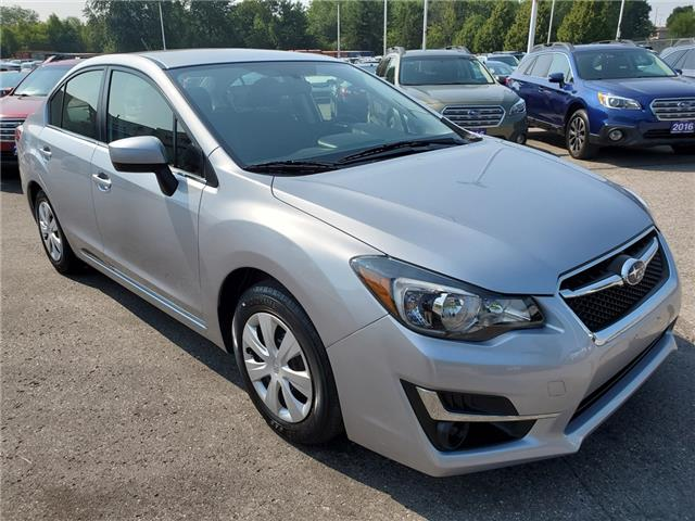 2015 Subaru Impreza 2.0i (Stk: 19S778A) in Whitby - Image 7 of 24