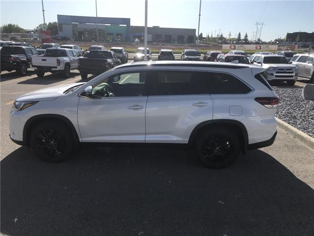 2019 Toyota Highlander XLE (Stk: 190368) in Cochrane - Image 2 of 14