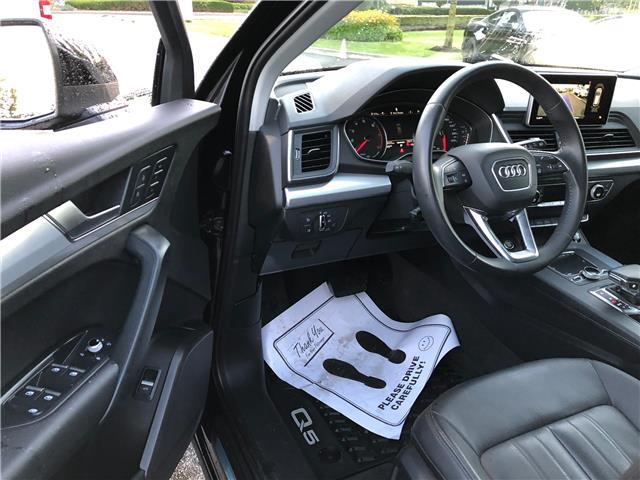 2018 Audi Q5 2.0T Technik (Stk: OP19267) in Vancouver - Image 10 of 26