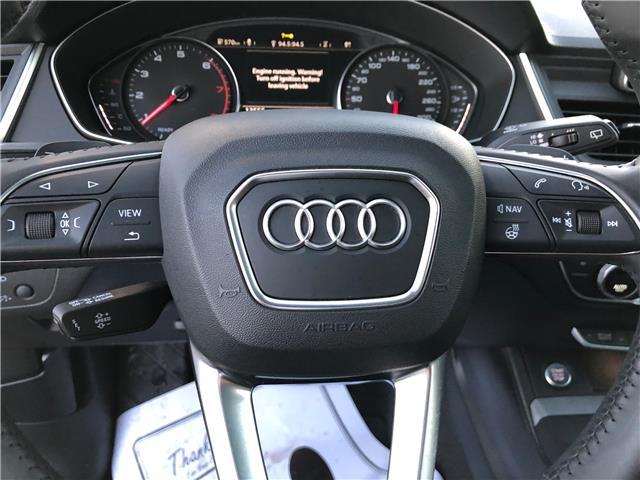 2018 Audi Q5 2.0T Technik (Stk: OP19267) in Vancouver - Image 12 of 26