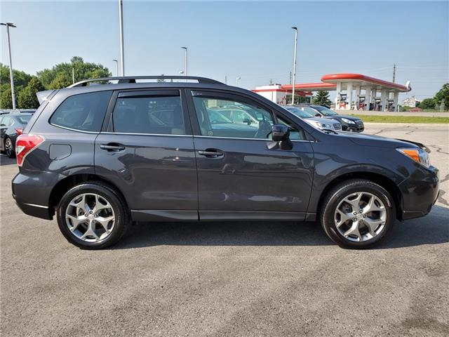 2016 Subaru Forester 2.5i Limited Package (Stk: 19S506A) in Whitby - Image 6 of 28